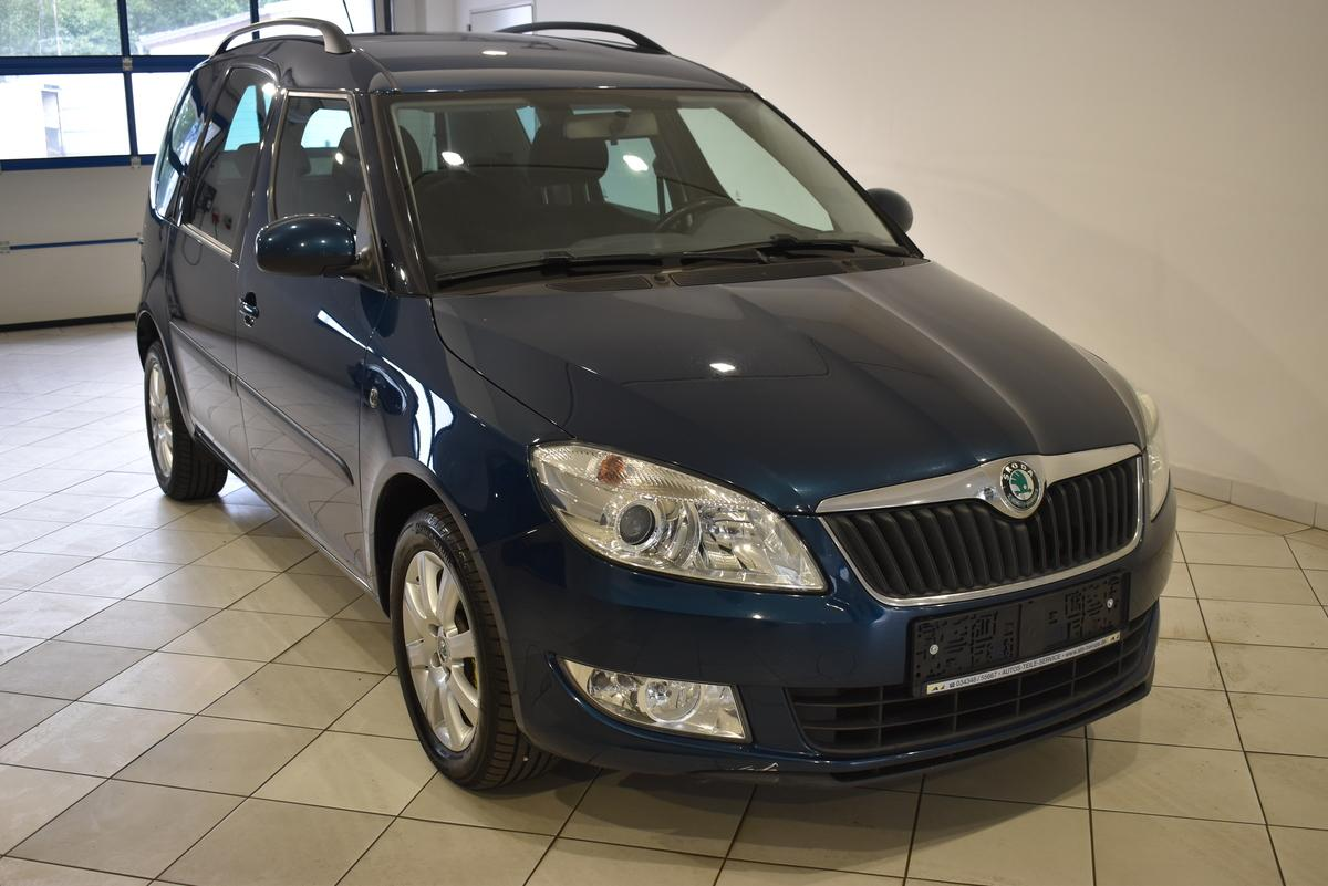 Skoda Roomster 1.2 TSI STYLE SHZ PDC