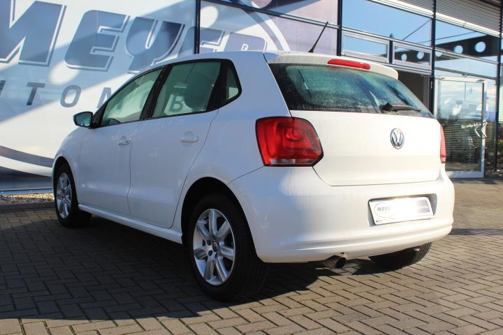 VW Polo 1.2 TSI Highline Klima/15-Zoll Alu/Radio/BC